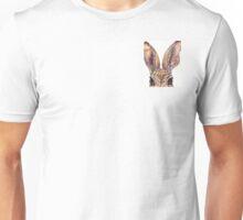Geometric Rabbit Bunny Unisex T-Shirt