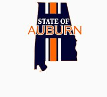 State of Auburn Tigers Unisex T-Shirt