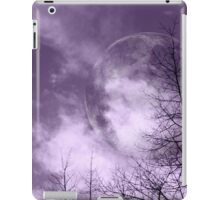 Purple Night - JUSTART ©  iPad Case/Skin