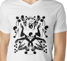 Hands to Hold You Up After Being Held Down Mens V-Neck T-Shirt