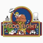 Food Fight by edwoodjnr