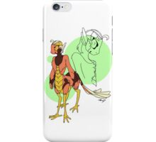 Palo - Sparrow Latuel iPhone Case/Skin