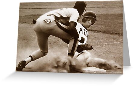 Sliding Into 3rd... by Laurie Minor