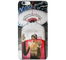 The suffocation of the counsciousness iPhone Case/Skin