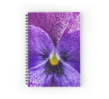 Pansy Dust Spiral Notebook