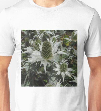 Silver Sea Holly Unisex T-Shirt