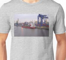 Container Ship BF Victoria Unisex T-Shirt