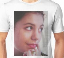 the art girl Unisex T-Shirt