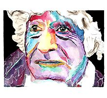 Third Doctor / Jon Pertwee Photographic Print