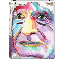 Third Doctor / Jon Pertwee iPad Case/Skin