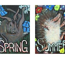 Seasons by Jennifer Kilgour
