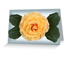 Elusive Soul of a Rose ~ Inner Sun Greeting Card