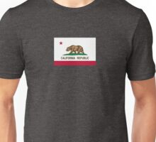 Los Angeles - Californian State Flag of L.A. Unisex T-Shirt