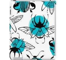 Exotic beetles iPad Case/Skin