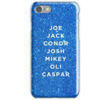 YouTuber Guys iPhone Case/Skin