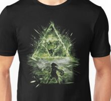 triforce strorm Unisex T-Shirt