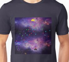Space Invaders Game Unisex T-Shirt