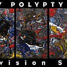 Density Polyptych 2014 by Lee Edward McIlmoyle