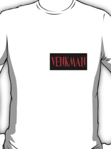 Ghostbusters Venkman Name Tag T-Shirt
