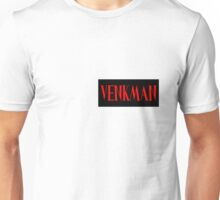 Ghostbusters Venkman Name Tag Unisex T-Shirt