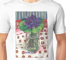 Violets from Judy Unisex T-Shirt