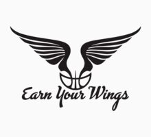 Earn Your Wings One Piece - Short Sleeve