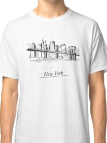 Retro New York Classic T-Shirt