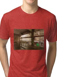 Red Factory 01 Tri-blend T-Shirt