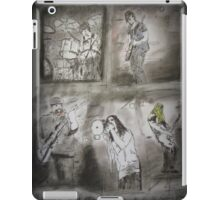 Kryptonite - Kryptonite.rocks - Hard Rock Band - Gelsenkirchen iPad Case/Skin