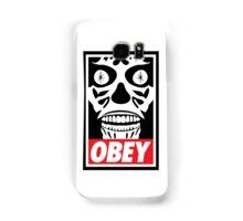 They Obey Samsung Galaxy Case/Skin