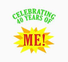 Celebrating 40th Birthday Unisex T-Shirt
