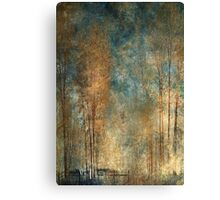 Long Ago Canvas Print