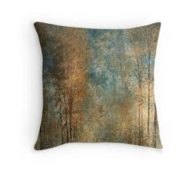 Long Ago Throw Pillow