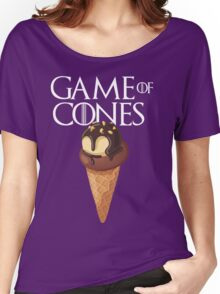 GAME OF CONES Women's Relaxed Fit T-Shirt