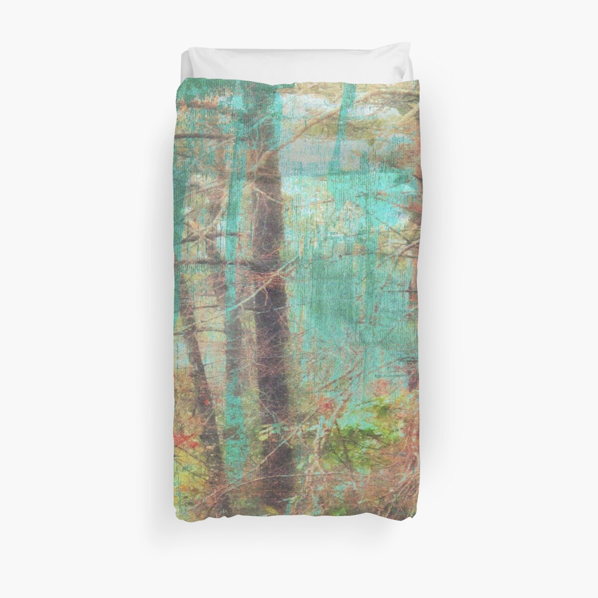 Nature's Colorful Spirit ~ Duvet by Susan Werby