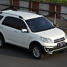 white colored daihatsu terios by bayu harsa