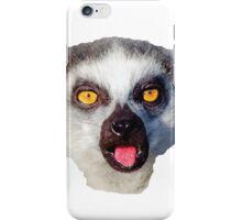 lemur, monkey, monkey iPhone Case/Skin