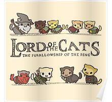 Lord Of The Cats Poster