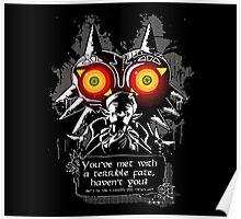 Mask Majoras Poster