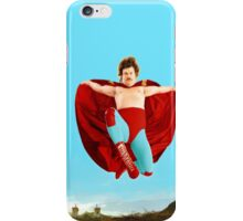 Leaping Lanny Nacho iPhone Case/Skin
