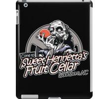 Sweet Henrietta's Fruit Cellar iPad Case/Skin
