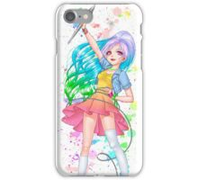 Lets draw! iPhone Case/Skin