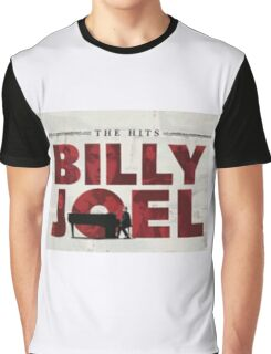 Billy Joel Graphic T-Shirt