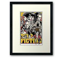 -TARANTINO- Pulp Fiction Poster Style Framed Print