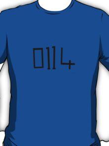 "0114 ""Matt Helders Inspired"" T-Shirt"