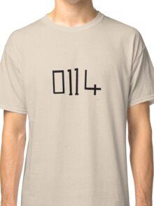 """0114 """"Matt Helders Inspired"""" Classic T-Shirt"""