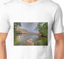 Gunlom Pools Unisex T-Shirt
