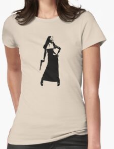 Gun totting nun! T-Shirt