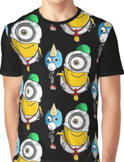Minion Graphic T-Shirt