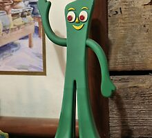 Never Trust Animated People, except Gumby by SuddenJim